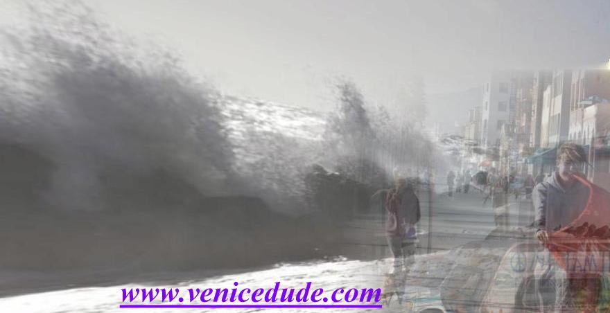 Venice Tidal Wave