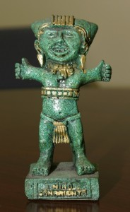 An Immunity Idol from the CBS show \