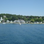 Leaving Mackinac Island -MR